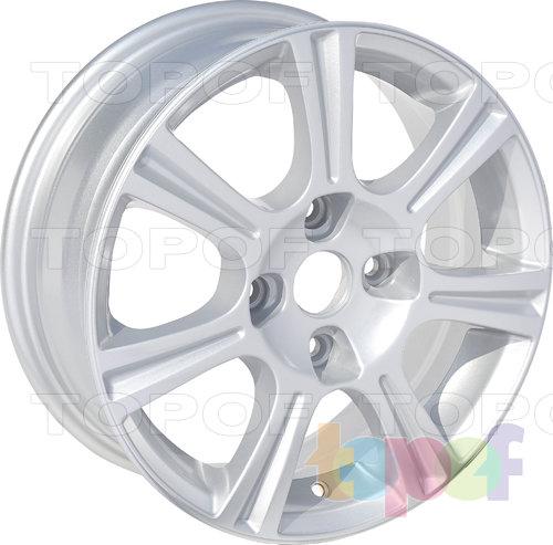 Колесные диски Roner RN1902. Изображение модели #1