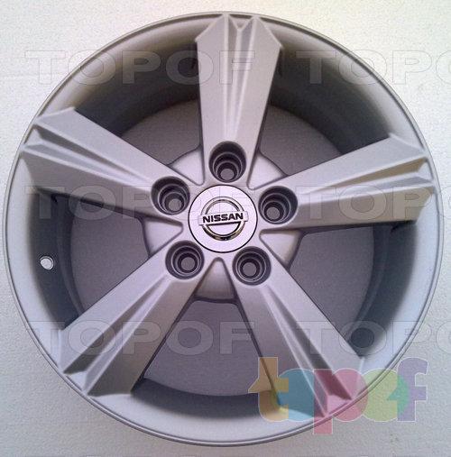 Колесные диски Roner RN1903. Изображение модели #3