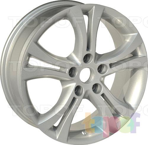 Колесные диски Roner RN1904. Изображение модели #3