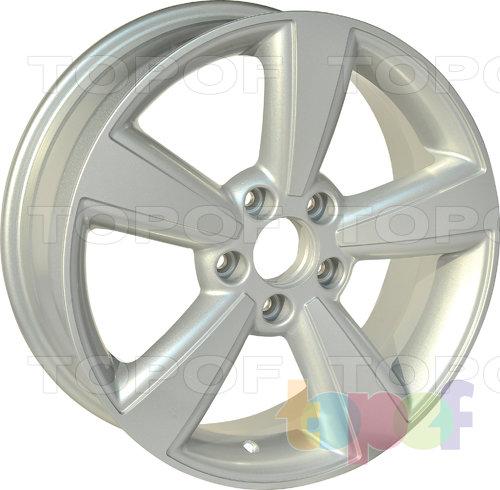 Колесные диски Roner RN1906. Изображение модели #1