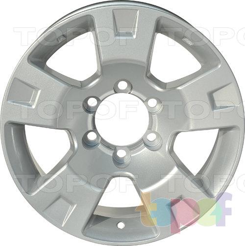 Колесные диски Roner RN1907. Изображение модели #2
