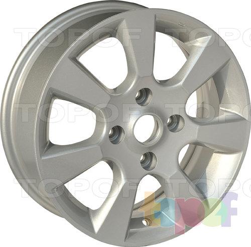 Колесные диски Roner RN1908. Изображение модели #1