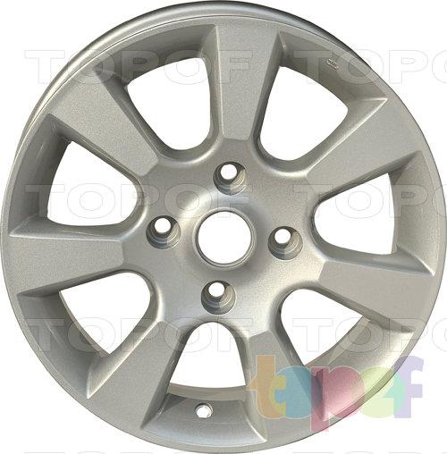 Колесные диски Roner RN1908. Изображение модели #2