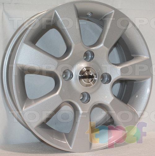 Колесные диски Roner RN1908. Изображение модели #3