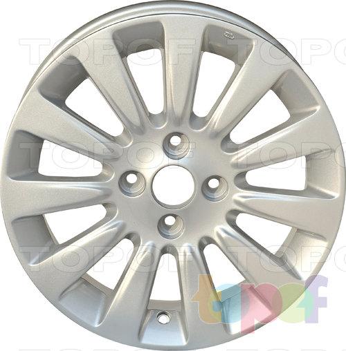 Колесные диски Roner RN1909. Изображение модели #2