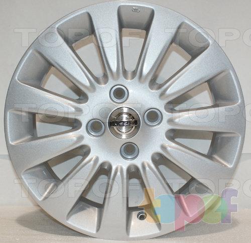 Колесные диски Roner RN1909. Изображение модели #4