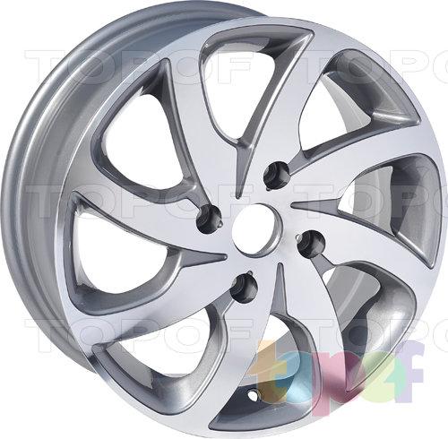 Колесные диски Roner RN1911. Изображение модели #1