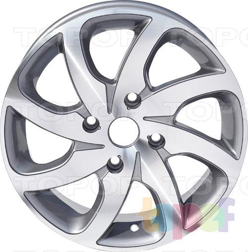 Колесные диски Roner RN1911. Изображение модели #2