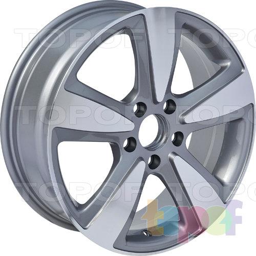 Колесные диски Roner RN1912. Изображение модели #1