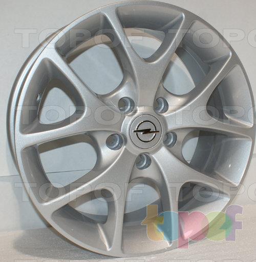 Колесные диски Roner RN2003. Изображение модели #1