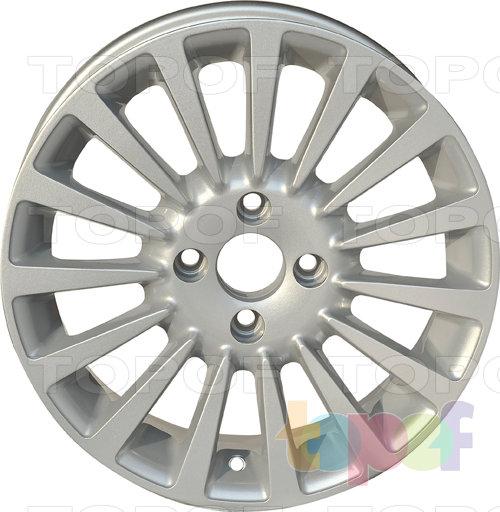 Колесные диски Roner RN2004. Изображение модели #2