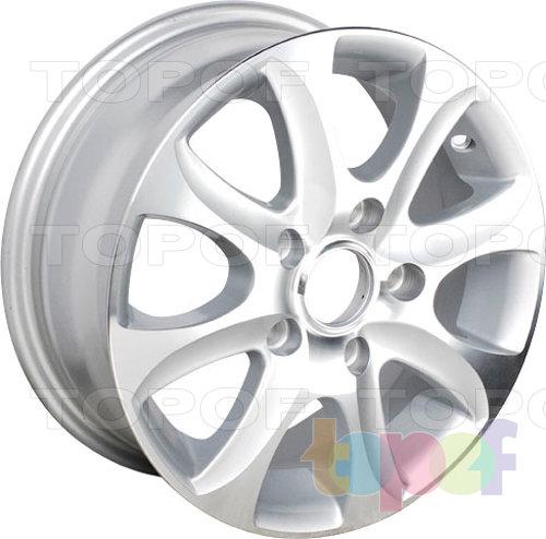 Колесные диски Roner RN2006. Изображение модели #1