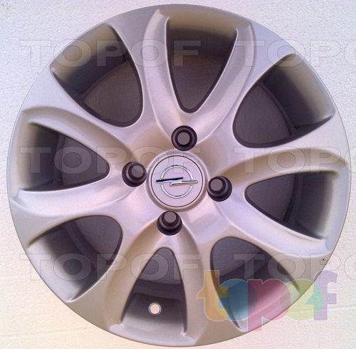 Колесные диски Roner RN2006. Изображение модели #2