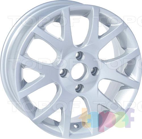Колесные диски Roner RN2007. Изображение модели #1
