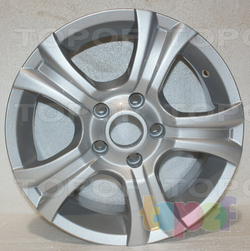 Колесные диски Roner RN2008. Изображение модели #3