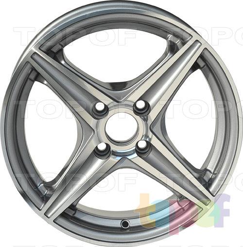 Колесные диски Roner RN2009. Изображение модели #2