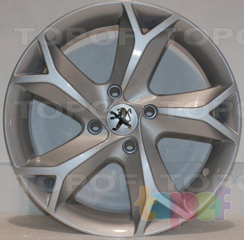 Колесные диски Roner RN2101. Изображение модели #3