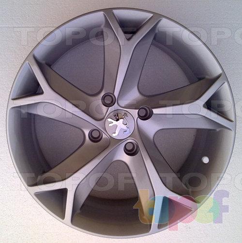 Колесные диски Roner RN2101. Изображение модели #4