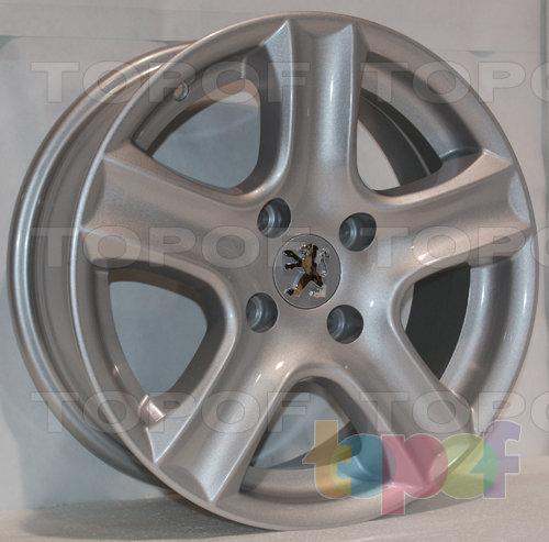 Колесные диски Roner RN2103. Изображение модели #4