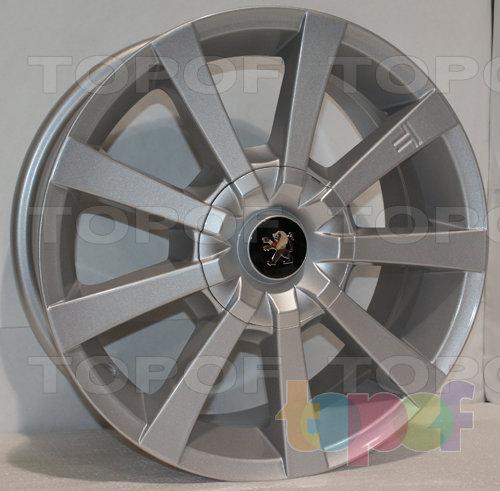 Колесные диски Roner RN2105. Изображение модели #1