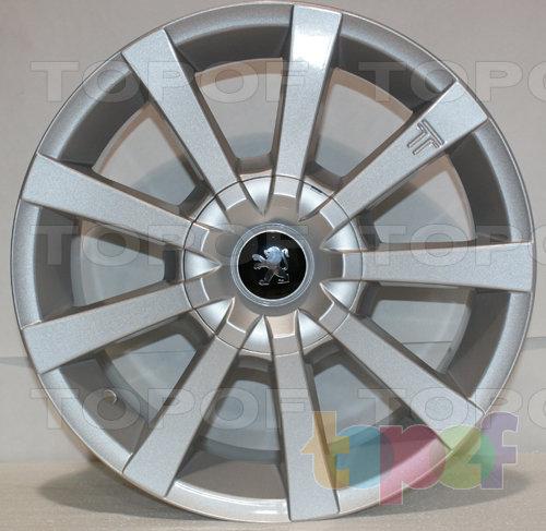 Колесные диски Roner RN2105. Изображение модели #2