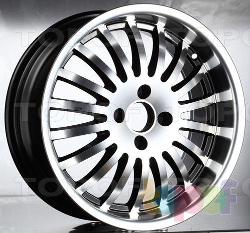 Колесные диски Roner RN2106. Изображение модели #3