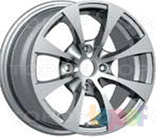 Колесные диски Roner RN2107. Изображение модели #1
