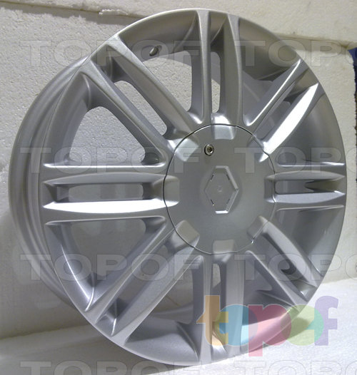 Колесные диски Roner RN2301. Изображение модели #3