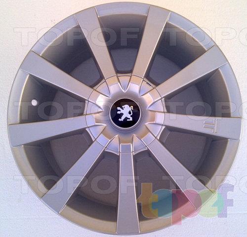 Колесные диски Roner RN2405. Изображение модели #1