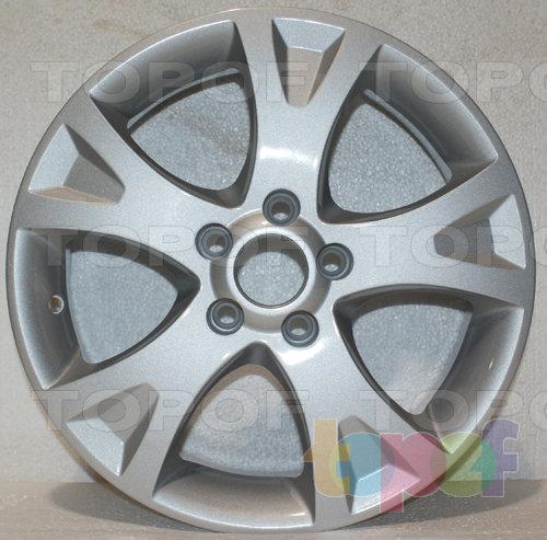 Колесные диски Roner RN2501. Изображение модели #4