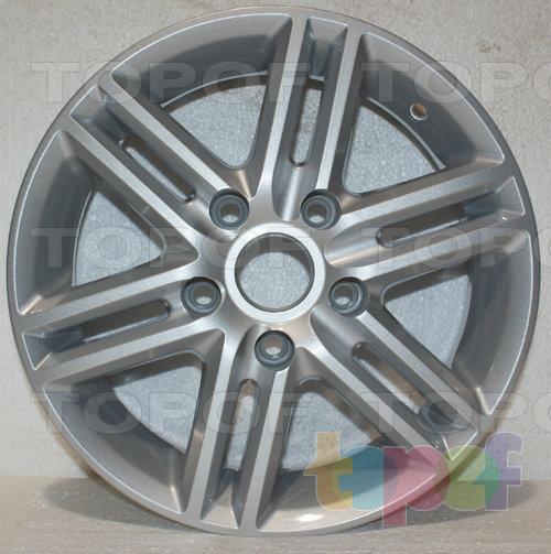 Колесные диски Roner RN2503. Изображение модели #2
