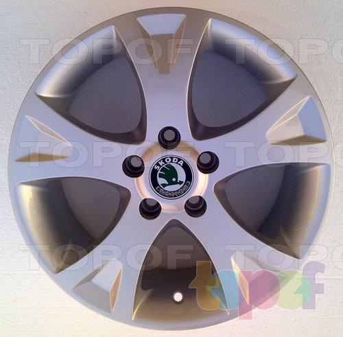 Колесные диски Roner RN2503. Изображение модели #3