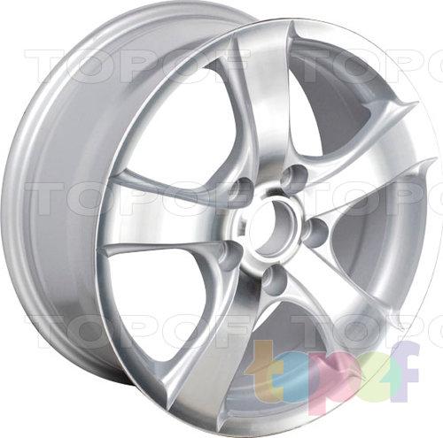 Колесные диски Roner RN2504. Изображение модели #3