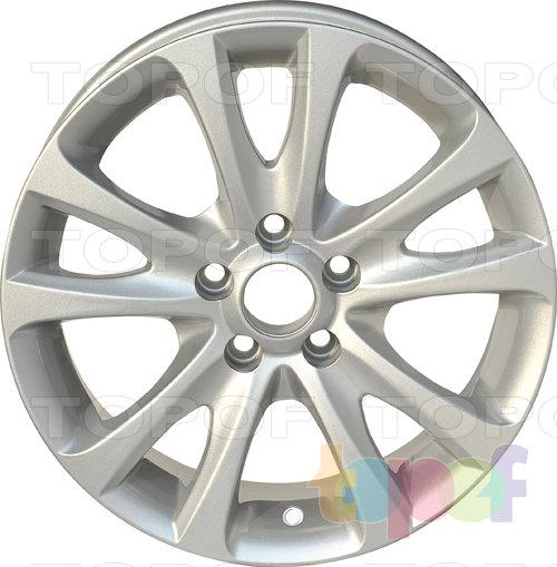 Колесные диски Roner RN2505. Изображение модели #2
