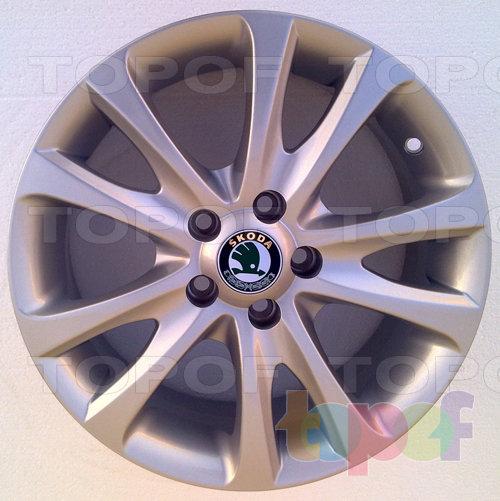 Колесные диски Roner RN2505. Изображение модели #5