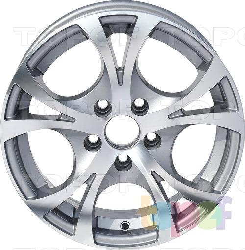 Колесные диски Roner RN2506. Изображение модели #2