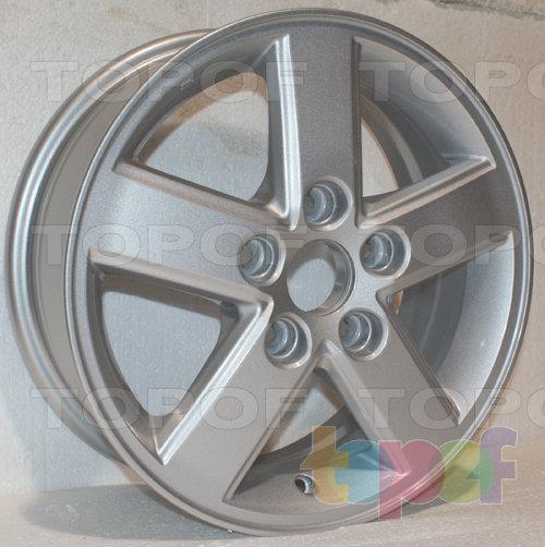 Колесные диски Roner RN2801. Изображение модели #5
