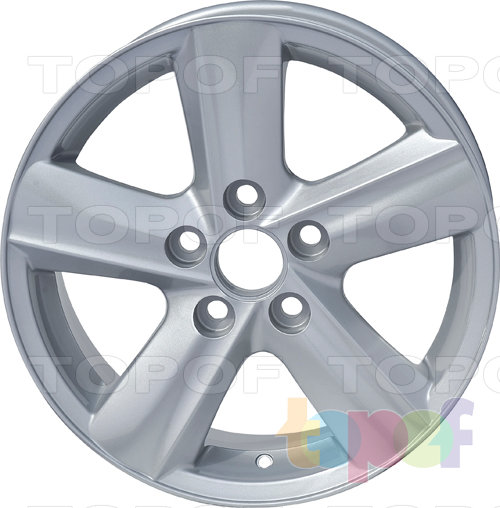 Колесные диски Roner RN2905. Изображение модели #2
