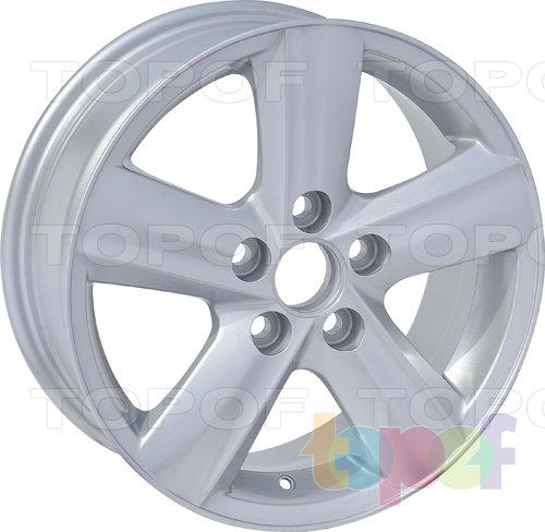Колесные диски Roner RN2905. Изображение модели #3