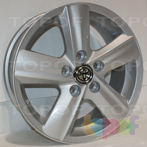 Колесные диски Roner RN2905. Изображение модели #5