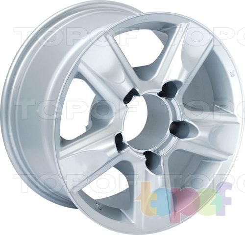 Колесные диски Roner RN2906. Изображение модели #3