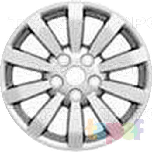 Колесные диски Roner RN2907. Изображение модели #1