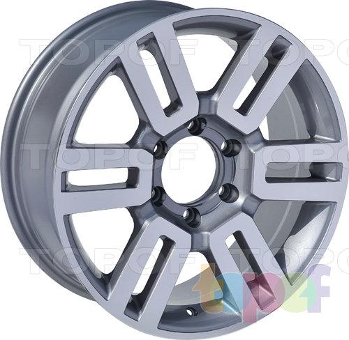 Колесные диски Roner RN2908. Изображение модели #1