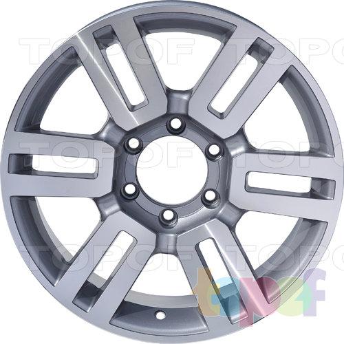 Колесные диски Roner RN2908. Изображение модели #2