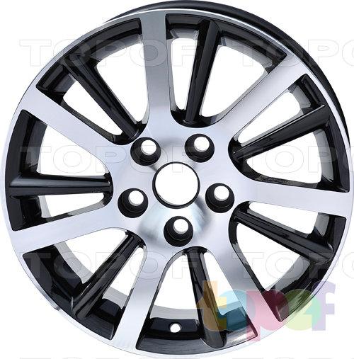 Колесные диски Roner RN2909. Изображение модели #2
