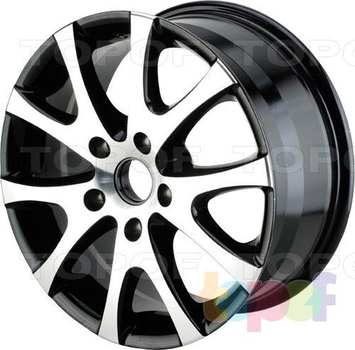Колесные диски Roner RN3001. Изображение модели #1