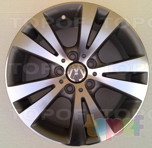 Колесные диски Roner RN3002. Изображение модели #3