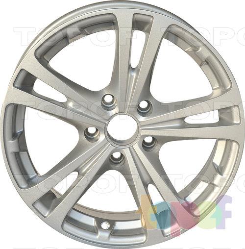 Колесные диски Roner RN3003. Изображение модели #2