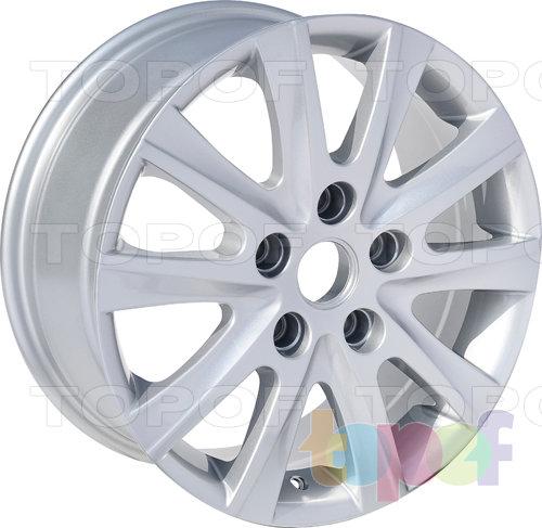 Колесные диски Roner RN3005. Изображение модели #1