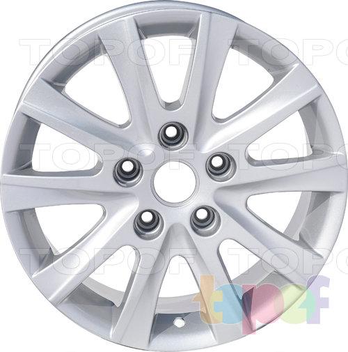 Колесные диски Roner RN3005. Изображение модели #2